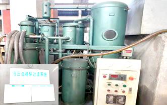 液压系统清洁度控制