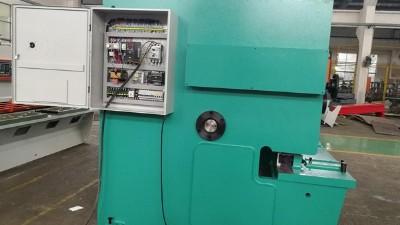 金球剪板机技术改进更新