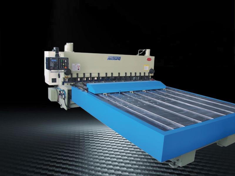 前送料液压闸式(摆式)剪板机