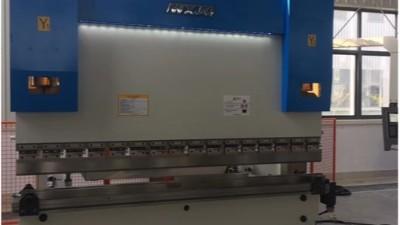 电液折弯机的常见问题及处理方法