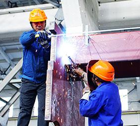 焊接和退火处理