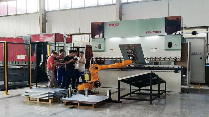 北京梦幻三星之机械钣金装备案例